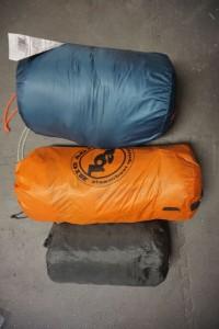 Sleeping Bag Tent and Sleeping Pad