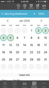 Habit Tracker Image 4