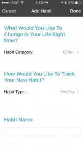 Habit Tracker Image 3